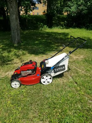 Toro Mower - Fold and Stow, 7.25 HP Motor for Sale in Maple Heights, OH