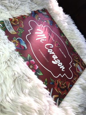 Mi Corazón Palette for Sale in Los Angeles, CA