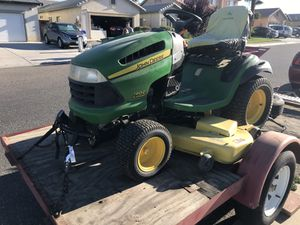 Tractor really good condition MAKE OFFERS for Sale in Victorville, CA