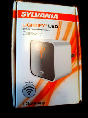 Sylavnia OSRAM 73692 Smart Connected Lighting Wireless Gateway for Sale in Starkville, MS