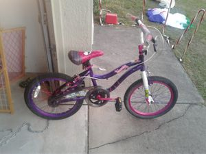 Girls monster high bike for Sale in Winter Haven, FL