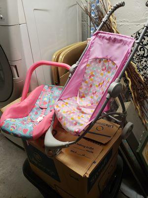 Doll carrier/ stroller for Sale in Elmhurst, IL