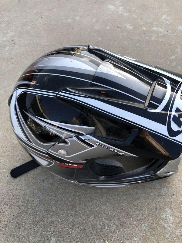 HJC helmet size medium adult
