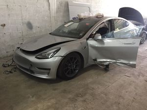 Tesla model 3 for parts parting out oem part partes for Sale in Opa-locka, FL