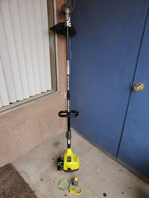 Gaz Cycle 2 string trimmer ryobi for Sale in Las Vegas, NV