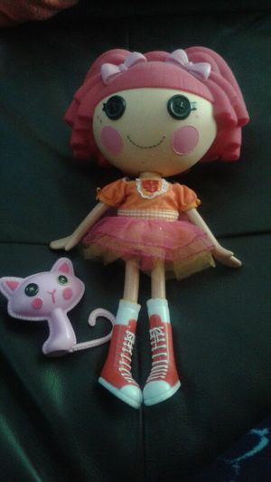 Lalaloopsy doll for Sale in Saint Petersburg, FL