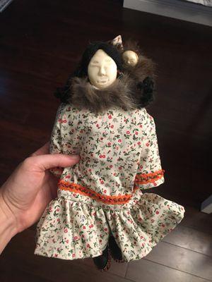 Antique Inuit Eskimo Doll for Sale in Boca Raton, FL