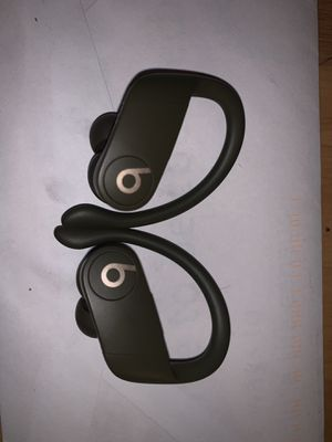 Powerbeats wireless earbuds for Sale in Los Angeles, CA