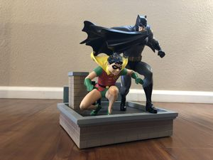 Collectible Batman and Robin statue for Sale in Marysville, WA