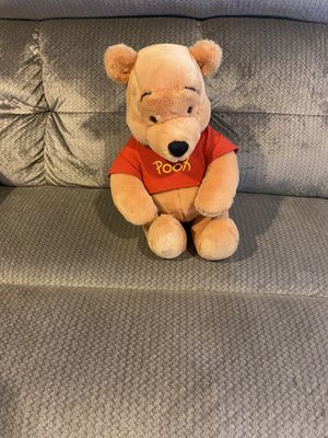 Large Winnie the Pooh Plush for Sale in Fontana, CA