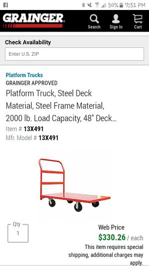 Platform Truck for Sale in Port Norris, NJ