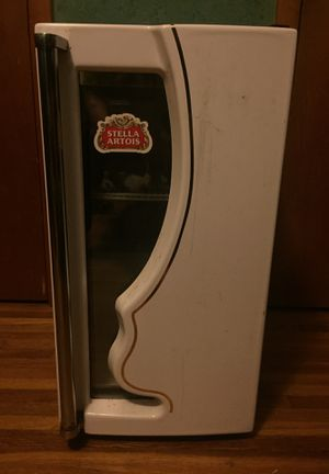 Stella Artois Mini Fridge for Sale in Mt. Juliet, TN