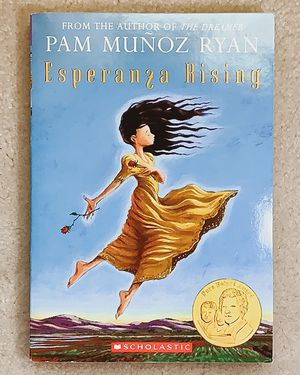 Esperanza Rising (book) by Pam Muñoz Ryan for Sale in Centreville, VA
