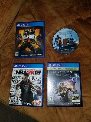 PS4 & PS3 Games for Sale in Dunellen, NJ