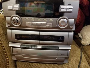 Emerson cd tape and record player for Sale in Virginia Beach, VA