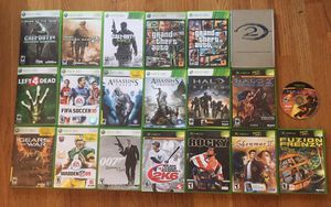 Xbox 360 and Xbox Games - Call of Duty, Halo, GTA, Assassin's Creed, FIFA, Madden for Sale in Cambridge, MA