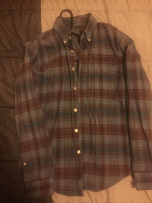 Abercrombie & Fitch Men's Long Sleeve Shirt Size M for Sale in Murrieta, CA