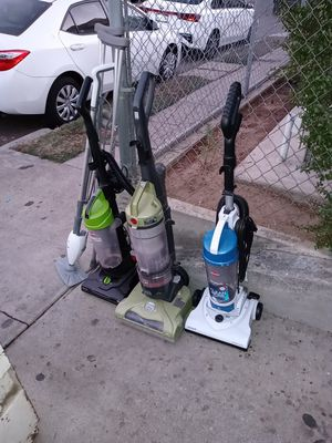 Three Vacuums for Sale in Los Angeles, CA