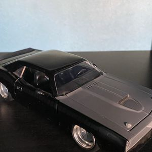 Fast And Furious 1:24 73 Plymouth Barracuda for Sale in Hayward, CA