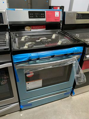 New! Frigidaire Stainless Steel Gas Range Stove Oven 1 Year Manufacturer Warranty Included for Sale in Chandler, AZ