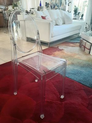 Victoria Ghost Chair <On Hand-10pcs> Fashion Furniture for Sale in Las Vegas, NV