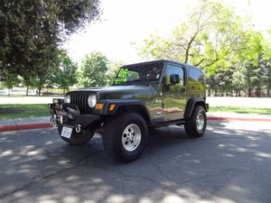 2006 Jeep Wrangler for Sale in Turlock, CA