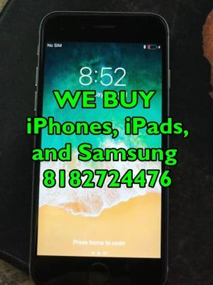 iCloud iPad and Samsung Galaxy phones for Sale in Vernon, CA