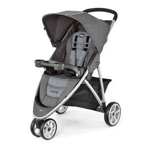 Chicco Viaro Quick-Fold Stroller - Graphite for Sale in Grove City, OH