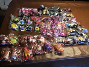 McDonald's happy meal toy collection for Sale in Altamonte Springs, FL