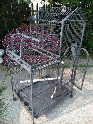 Large metal bird cage for Sale in Roseville, MI