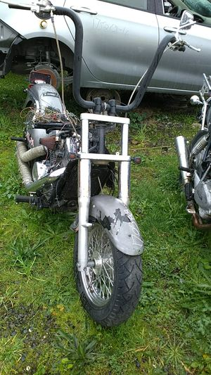 Parting out 2004 Kawasaki VN800-B for Sale in Kent, WA