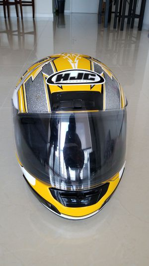 HJC Motorcycle Helmet - Small for Sale in Miami, FL