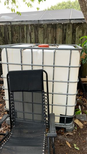 Water tank for Sale in Plantation, FL
