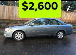 2001 Toyota Avalon Camry XLE V6 for Sale in Portland, OR