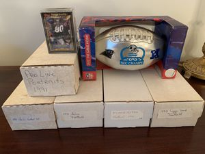 Football Card Collection for Sale in Huntersville, NC