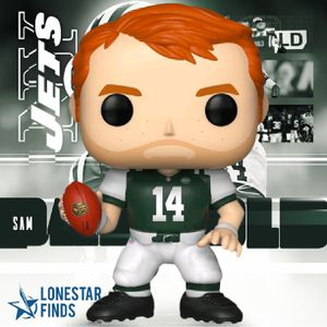 Funko POP! NFL Football Sam Darnold New York Jets Toy Figure #107! for Sale in Universal City, TX