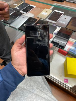 Samsung galaxy note8 64gb factory unlocked (ITS A STORE) for Sale in The Bronx, NY