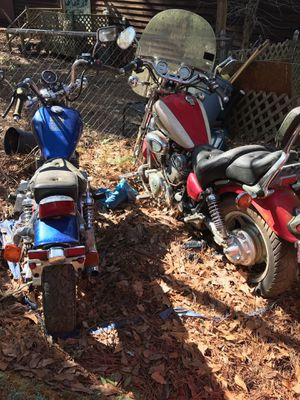 2 Motorcycles for Sale in Jonesboro, GA