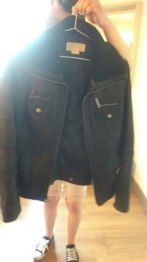 Michael Kors Leather Jacket for Sale in Vallejo, CA
