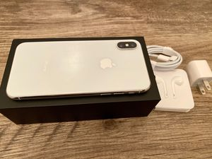 iPhone X 64 GB for Sale in Paramount, CA