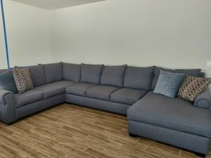Large sectional couch for Sale in Peoria, AZ