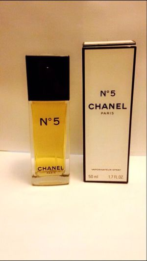Chanel Number 5 perfume for Sale in Seattle, WA