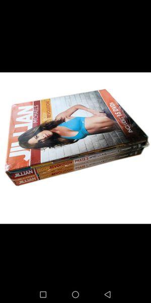 Jillian Michaels Body Revolution 15DVD for Sale in Fresno, CA
