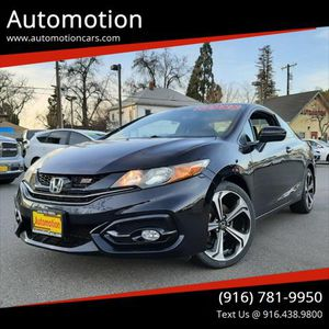 2015 Honda Civic Coupe for Sale in Roseville, CA