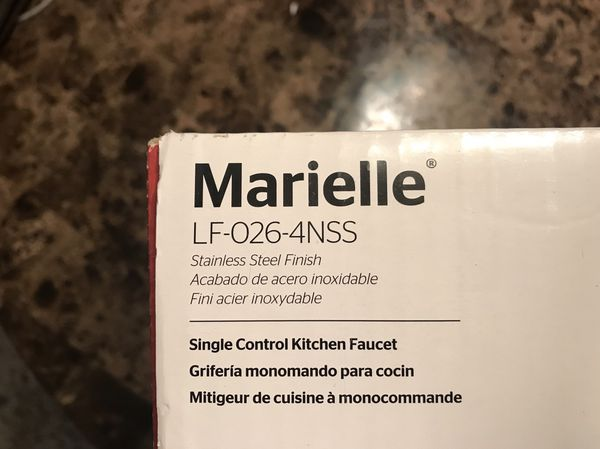 Pfister LF-026-4NSS Marielle Kitchen Faucet
