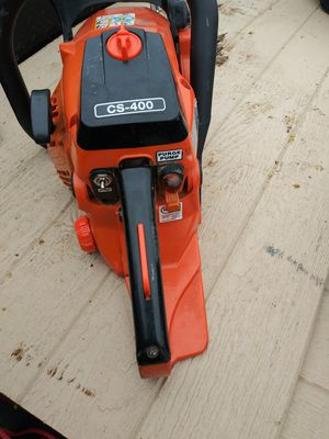 """Chain saw/ wet saw 7"""" tile cutter for Sale in Eudora, AR"""