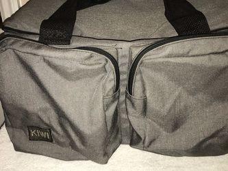 Grey kiwi Padded Camera Bag for Sale in Port Richey,  FL