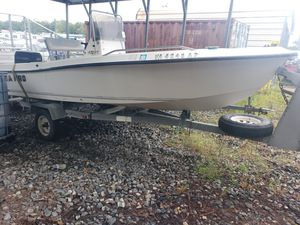 17ft sea pro for Sale in Newport News, VA