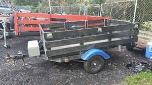 Utility trailer 4x8 for Sale in Bristol, CT