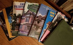 8 copies of Victorian painted ladies and one of the Victorian house styles for Sale in Bangor, ME